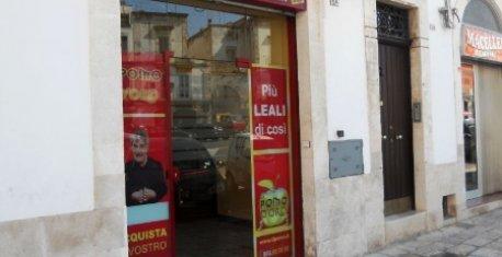 Putignano, Via Estramurale a Levante 152